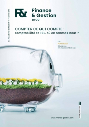 Digitalisation dans la fonction finance (Note/Publication)