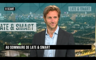 B-Smart - J.Mathis sur l