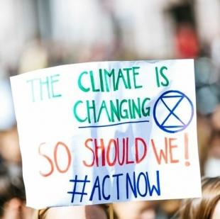 Quels sont les enjeux du changement climatique (Podcast)