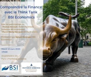 Conférence Comprendre la Finance à La Sorbonne (Évènement)