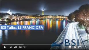 BSI Talks : Le franc CFA VIDEO
