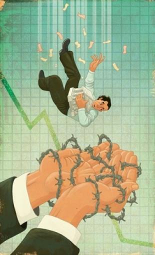 Fonds Euros : un risque pour les assureurs ?