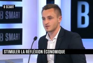 B-Smart - Simon Cardoen présente les Forums Economiques de la Sorbonne (Interview)