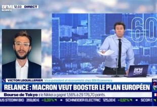 BFM - Victor Lequillerier sur l