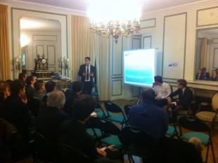 Conférence BSI Economics à la Sorbonne