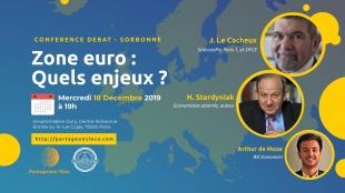 Zone euro : Quels enjeux ? (Evènement)