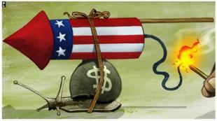 Etats-Unis : Récession en 4D