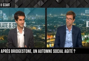 B-Smart - A.Tenne sur Bridgestone (Interview)