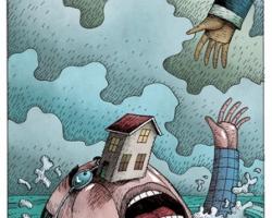 Le non-développement du marché des futures immobilier