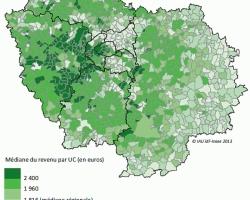 Villes et ségrégation économique et sociale